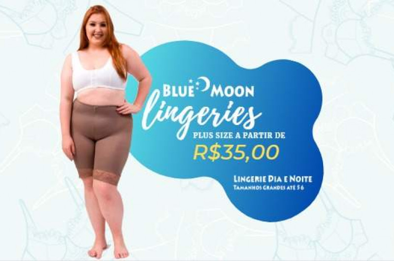 Bluemoon Lingerie